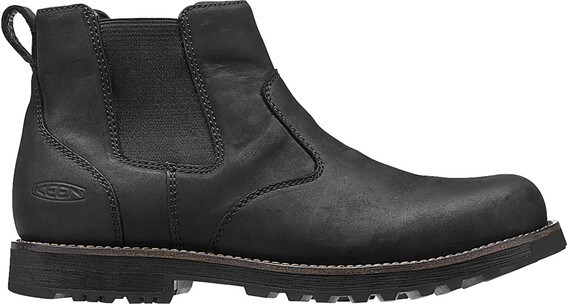 Keen M's Tyretread Chelsea Shoes Black